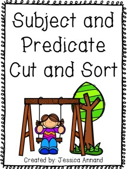 Subject Predicate Cut and Sort