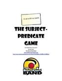 Subject-Predicate Game for Whole Class