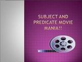 Subject Predicate Movie Powerpoint