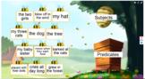 Subject Predicate Smart Lab Interactive Whiteboard Activities