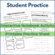 Subject & Predicate for Interactive Notebooks