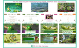 Subject Pronouns Flying Frogs English PowerPoint Game