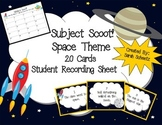 Subject Scoot - Identify the Subject of a Sentence