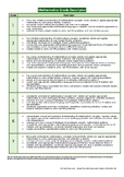 Subject Specific Grade Descriptors for MYP