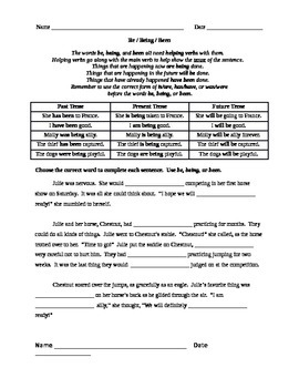 Subject-Verb Agreement Bundle
