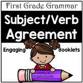 Subject / Verb Agreement (First Grade Grammar)