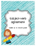 Subject Verb Agreement Freebie
