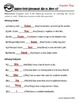 Subject-Verb Agreement (Has vs. Have)