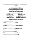 Subject Verb Agreement - Have and Has