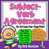 Subject Verb Agreement Introduction PowerPoint