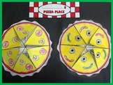 Subject Verb Agreement Pizza Craftivity, Anchor Poster, Cu