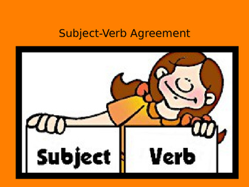Subject-Verb Agreement PowerPoint