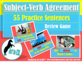 Subject-Verb Agreement PowerPoint Review