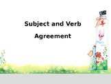 Subject Verb Agreement Presentation