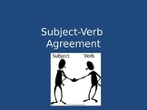 Subject Verb Agreement Pwrpt