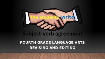 Subject Verb Agreement (Reteach/Review)
