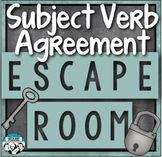 Subject Verb Agreement Review Escape Room