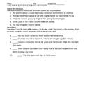 Subject/Verb Agreement & Verb Tense Assessment -- PSSA