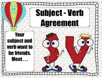 Subject verb agreement where subject and verb agree to be friends platinumwayz