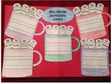 Subject-Verb Agreement Winter Hot Cocoa Craftivity, Rules, & Worksheet