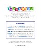 Subject Verb Agreement Worksheets for 3rd & 4th Grades