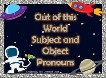 Subject and Object Pronoun Presentation