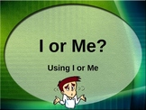 Subject and Object Pronouns PowerPoint