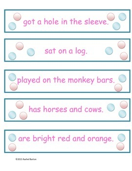 Subject and Predicate Match