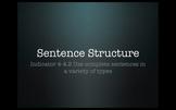 Subject and Predicate Keynote Presentation