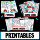 Subject and Predicate PowerPoint and Printables