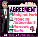 Subject and Verb Agreements, Pronoun Antecedent Agreements