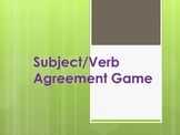 Subject/Verb Agreement Game