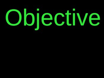 6th Grade Common Core Pronouns (Subjective vs. Objective Review Game)