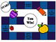 Subjects & Predicates Task Cards, SCOOT, Board Game