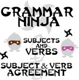 Subjects Verbs Agreement - Grammar Ninja