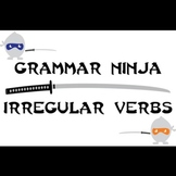 Subjects Verbs w/ Irregular Verbs Review Game PowerPoint -