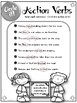 Subjects and Predicates. Action Verbs. Divide the sentence.  2 Worksheets