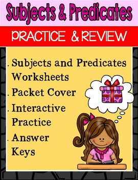 Subjects and Predicates Activities
