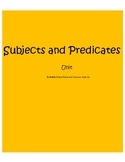 Subjects and Predicates - Grammar Mini Lessons