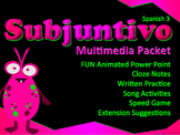 Subjunctive Multimedia Pack