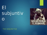 Subjunctive Notes - Volition & Impersonal Expressions