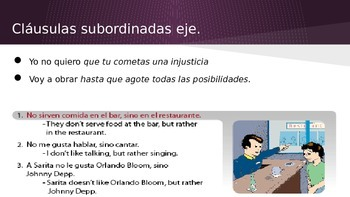 Subjunctive PPT With Practice Exercises