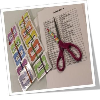 Subjunctive Speaking Task Cards - Subjuntivo Spanish