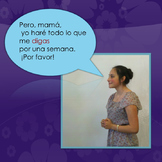 Spanish Subjunctive TPR Story PowerPoint