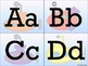 Submarine Alphabet (Word Wall Tags)