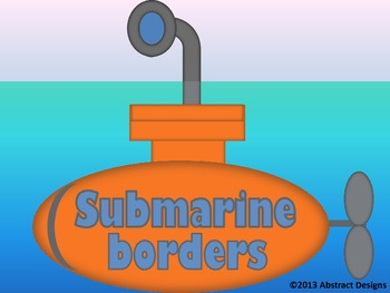 Submarine Borders