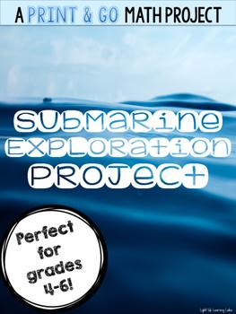 Submarine Math Project