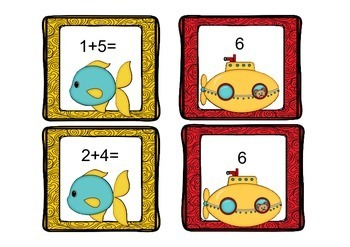 Submarine Unit (Literacy and Math Activities)