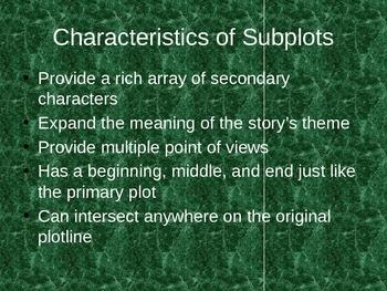 Subplot