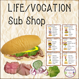 LIFE SKILL/VOCATIONAL TASK Sub Shop
